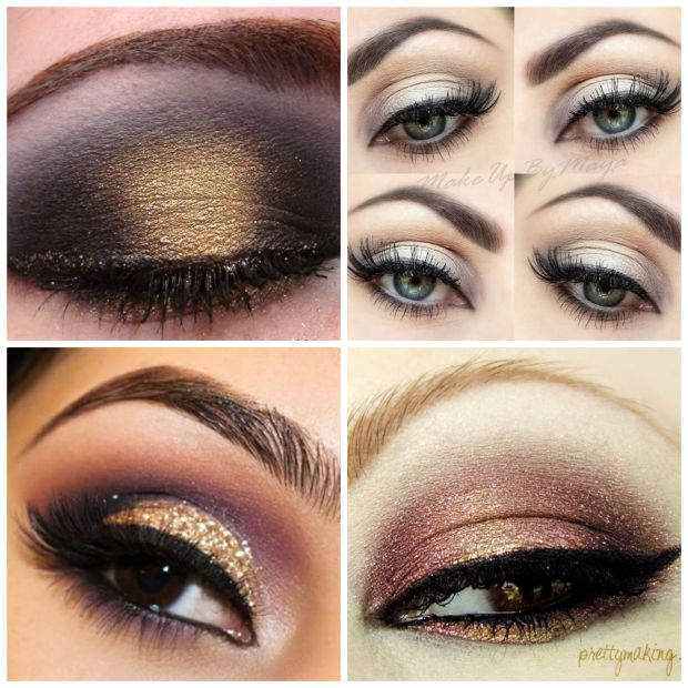 makeup collage 1