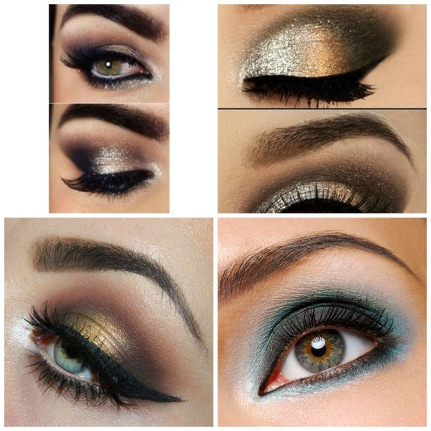 makeup collage 2
